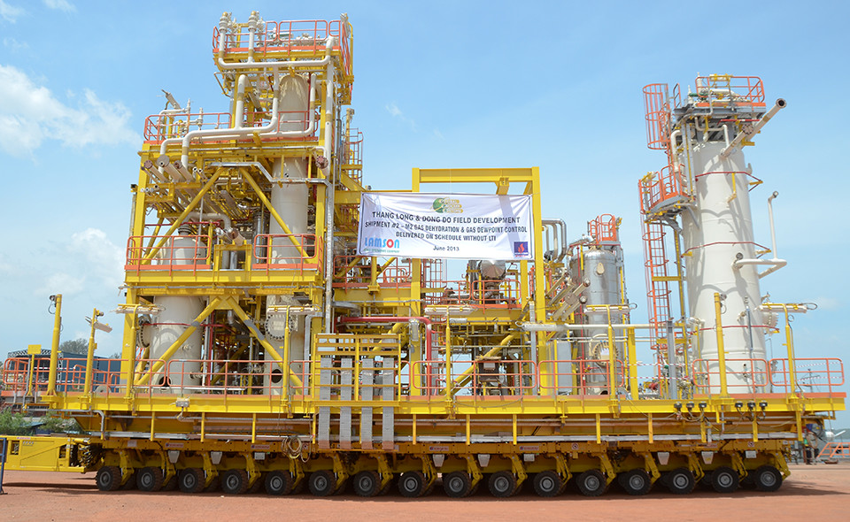 Fpso Topsides Vietnam Global Process Systems